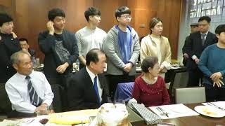 김학립님 팔순 가족 인사말2