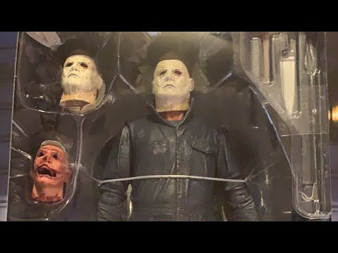 NECA Toys Halloween 2018 Ultimate Michael Myers Review