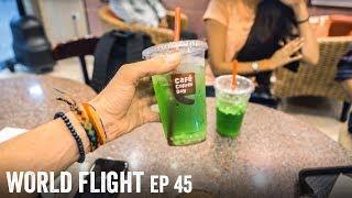 WORST DRINK IN THE WORLD! - World Flight Episode 45