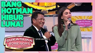 Download Video Bang Hotman Dateng Ke MNC TV Untuk Hibur Luna Maya - Suka Suka Sore Sore (11/3) MP3 3GP MP4