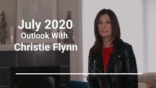 July Outlook and Update - Christie Flynn, Psychic Medium
