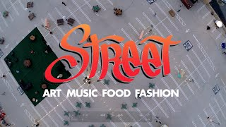 STREET - Art, Music, Fashion and More at Westfield Palm Desert, presented by The CVAS