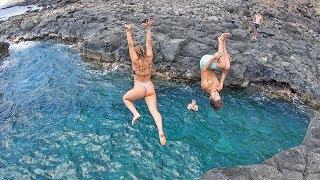 HAWAII: FINDING SECRET SPOTS!!
