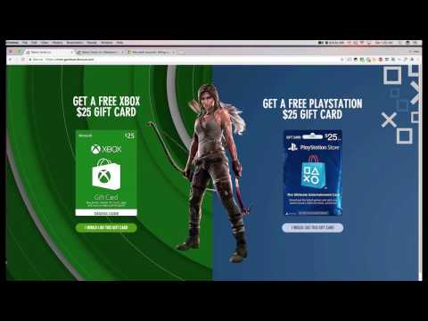 How To Get Free Gift Cards Xbox Roblox Ps4 Visa Minecraft Awesome