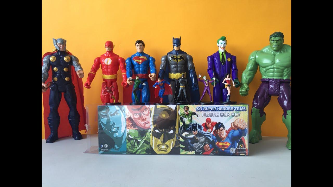 Súper Héroes para Niños Parte II - Super Heroes for Kids | Kidsplace ...