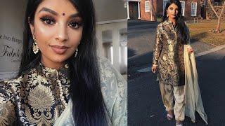 Diwali GRWM | Indian tamil wedding Glam | DIYA Online