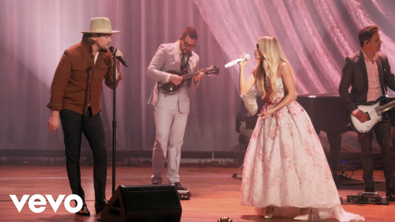 Download Carrie Underwood - Nothing But The Blood Of Jesus (Official Performance Video)