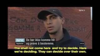 Islam in Sweden: Abolish Secular Law  - No Go Zone