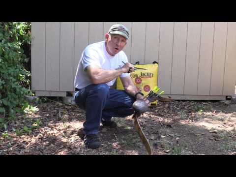 Traditional Archery--Improve you accuracy-----Paper tuning made simple!