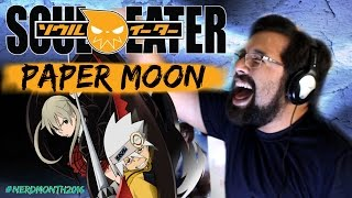 Repeat youtube video Soul Eater - Paper Moon [ENGLISH] - Caleb Hyles
