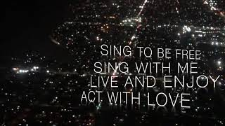 Louise Hoffsten - You Sing To Know - Lyric Video