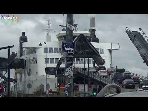 SCANDLINES FERRY FROM DENMARK TO GERMANY (RODBY-PUTTGARDEN)