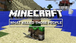 FINDING WHAT KILLED THOSE PEOPLE [02] - GROWABLE ORE MOD SHOWCASE - Brothers Minecraft