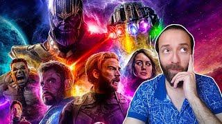 Avengers 4 Endgame Fragman İnceleme | Teoriler, Gözden Kaçanlar, İnceleme