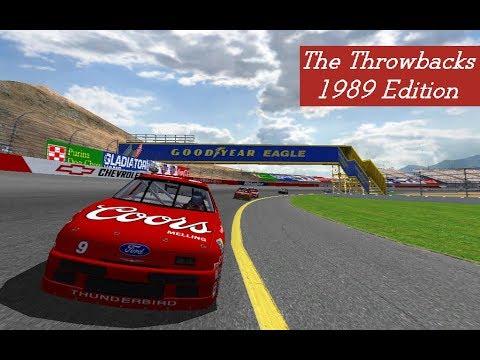 NR2003: 1989 Autoworks 500K @ Phoenix International Raceway