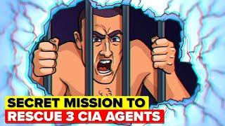 Cuba in Crisis: Secret Mission to Rescue 3 Undercover CIA Agents