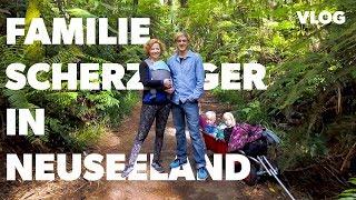 Arbeit, Alltag und 3 Kinder auf Weltreise | Scherzingers Videos #178