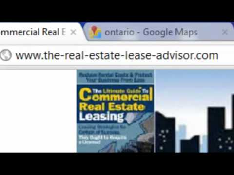 Leasing Office Space In Ontario