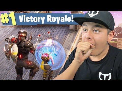 WINS HALEN + V-BUCKS GIVEAWAY! - Fortnite Battle Royale