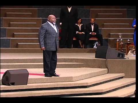 T.D. Jakes Sermons: Stay on Track