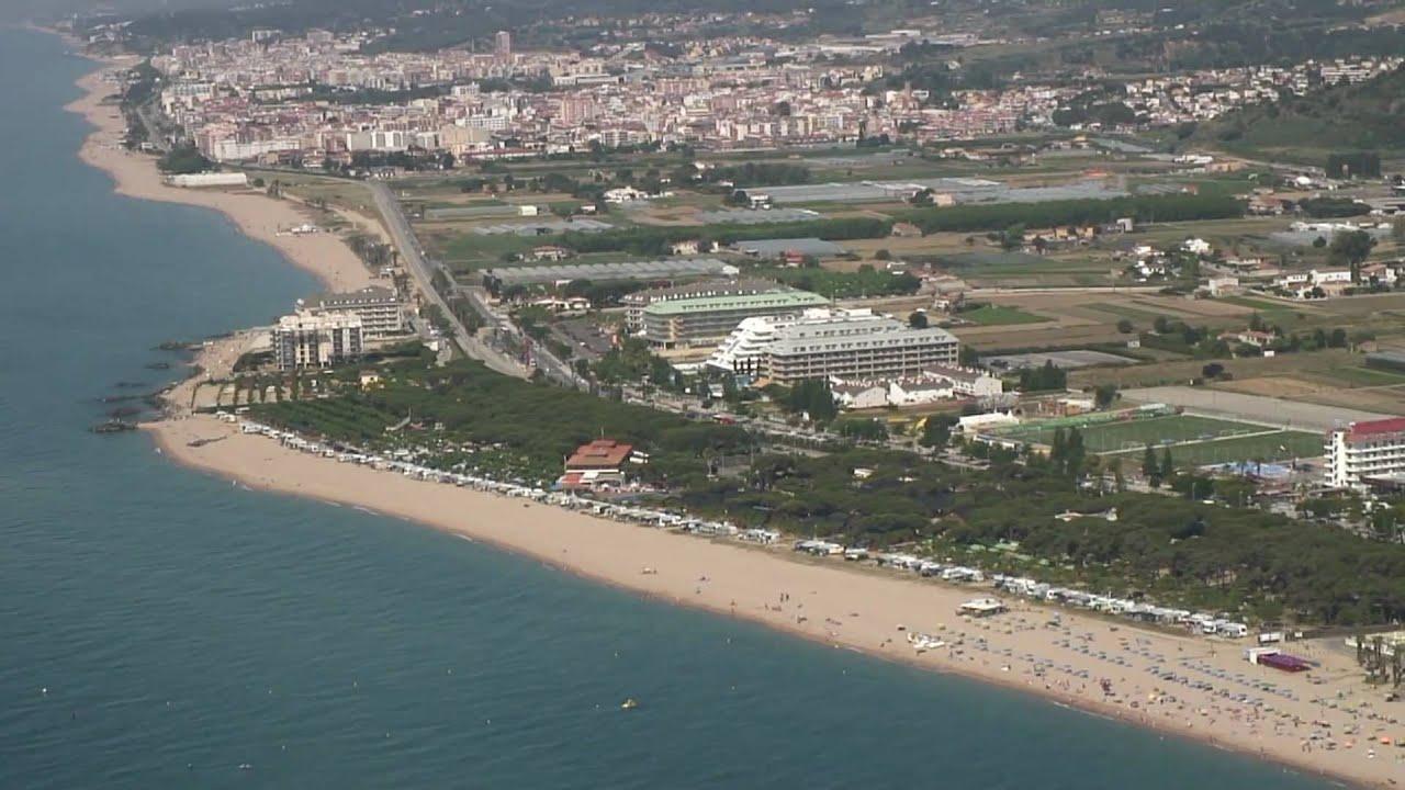 camping & bungalow park bon repos santa susanna costa de barcelona