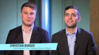 LGBT MBA Profile: Austin Vanaria and Christian Burger from Northwestern University, Kellogg