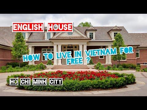 Что такое English House или как Жить во Вьетнаме БЕСПЛАТНО по программе - Волонтерства.