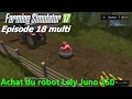 Farming Simulator 17 multi Episode 18 (PC)