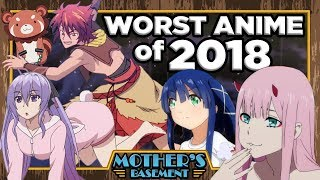 Top 5 WORST Anime of 2018