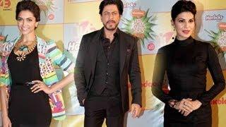 Nickelodeon Kids Choice Awards | Deepika Padukone, Shahrukh Khan, Jacqueline Fernandez