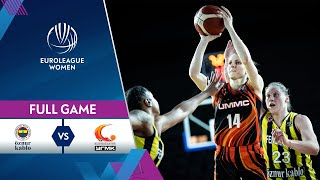 Semi-Finals: Fenerbahce Oznur Kablo v UMMC Ekaterinburg | Full Game - EuroLeague Women 2020-21