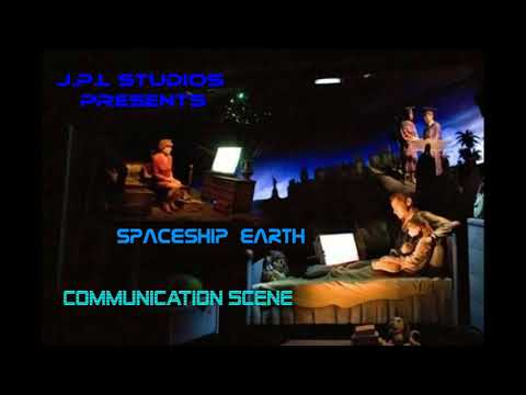 Spaceship Earth - Communication Scene Music ~ 1 HOUR LOOP ~ EXTENDED LOOP - Jeremy Irons Version