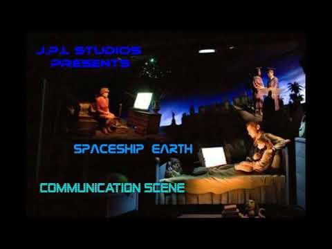 Spaceship Earth - Communication Scene - Jeremy Irons Version
