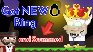 Got Scammed while getting Dream Ring :( | Growtopia