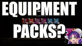 Equipment Packs are NOT WORTH!
