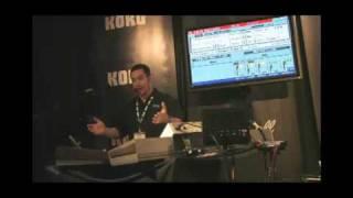 Korg PA2X Pro Professional Arranger Keyboard