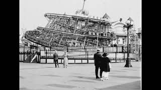 1918년 천조국 미국의 놀이시설(amusement p…