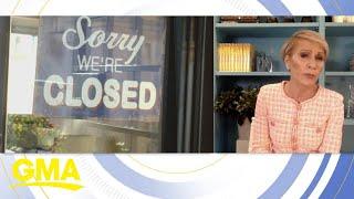 Barbara Corcoran offers advice for struggling small businesses l GMA