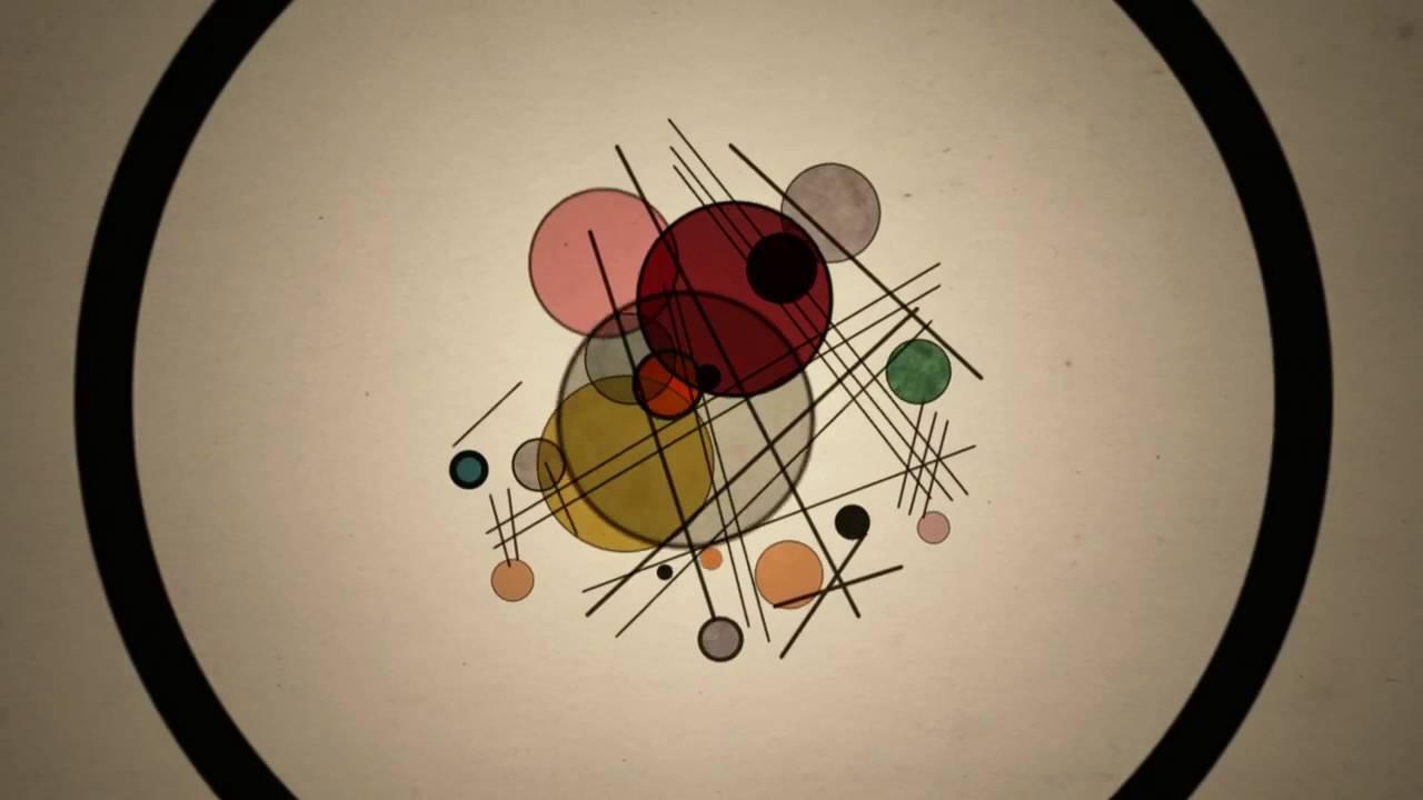Circles in Circle Art Print by Wassily Kandinsky at Artcom