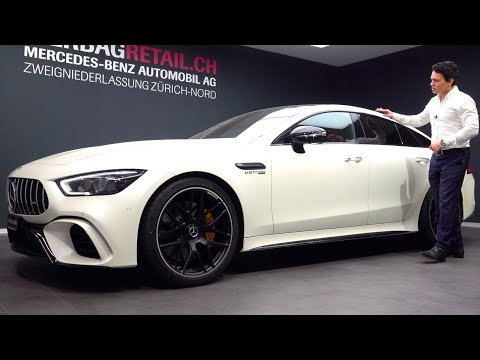 2021 Mercedes AMG GT 4 Door Coupe | GT63S FULL Review 4MATIC + Sound Exhaust Interior Exterior
