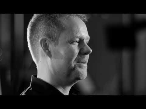 Max Richter with the American Contemporary Music Ensemble at the Adrienne Arsht Center