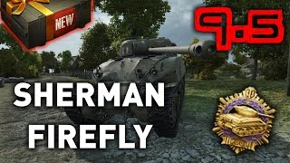 World of Tanks || Sherman Firefly Schnitzel