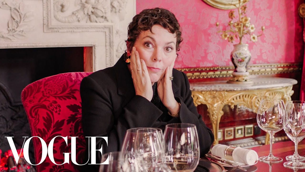 73 Questions With Olivia Colman | Vogue