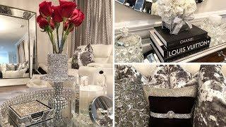 Diy Home Decor Ideas | Dollar Tree Diy Glam Room Decor