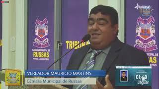 Mauricio Martins   Pronunciamento Russas 23 02 2021