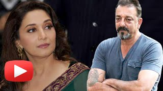 Scared Madhuri Dixit's PHONE CALL To Sanjay Dutt