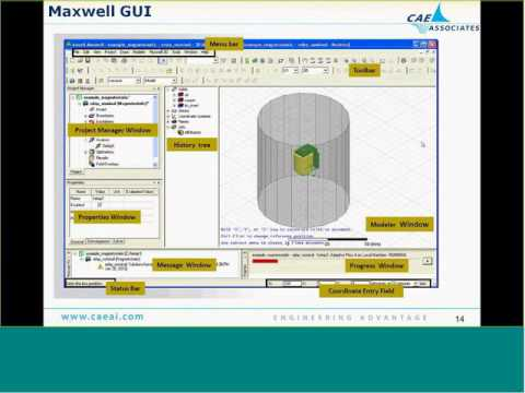 Getting Started with Electromagnetic Simulation | CAE Associates