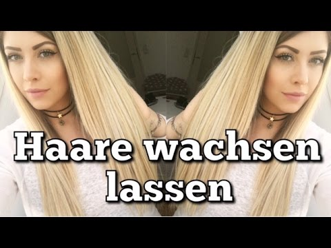 Haare Wachsen Lassen Meine Erfahrungen Blondespecial Youtube