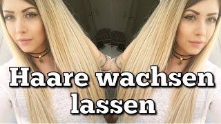 Haare wachsen lassen- meine Erfahrungen | blondespecial