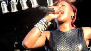 Fantasia - Without Me (LIVE) at AFRAM 2013